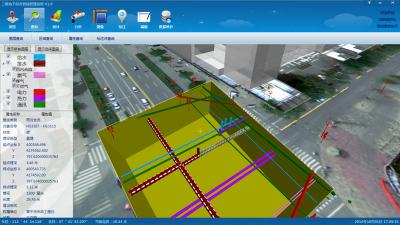 三维管线管理系统
